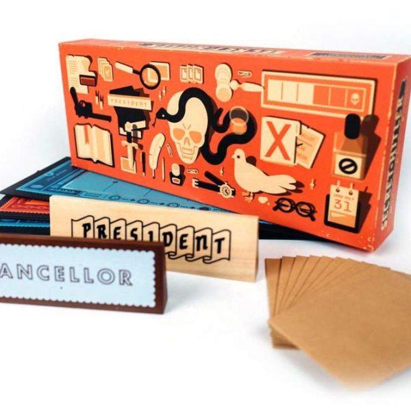 Secret Hitler Board Game Original