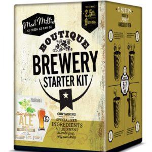 Millie's Boutique Brewery – Elderflower Ale