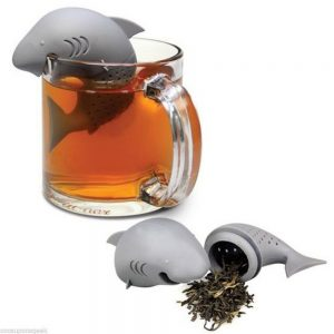 Silicone Tea Infuser – Shark