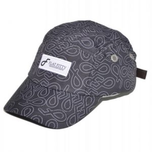 Flat Fitty | Pop N Lock Camp Cap