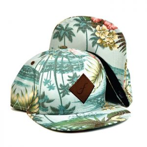 Flat Fitty | CAPS Hibiscus