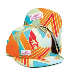 Flat Fitty | CAPS GEOMETRIC