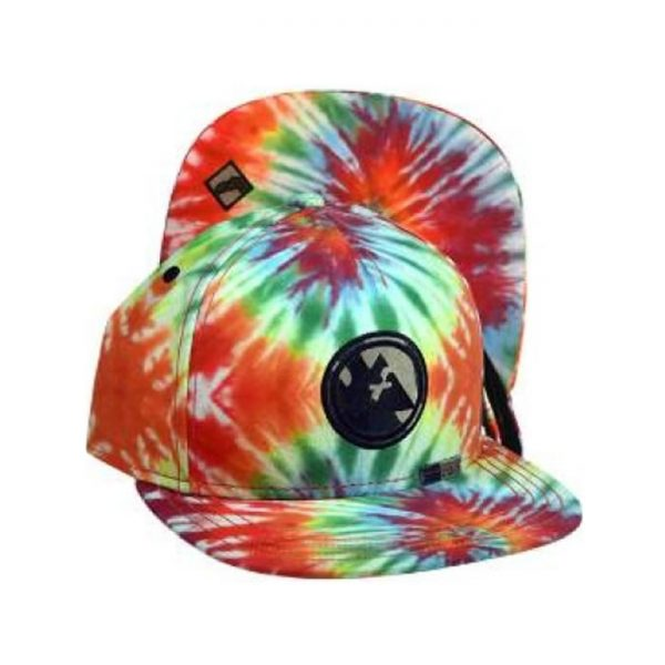 Flat Fitty | CAPS Tie-Dye