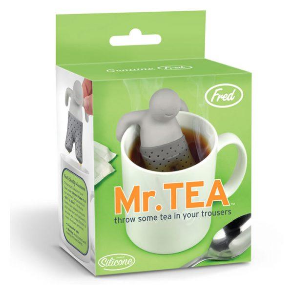 Mr. Tea Silicone Tea Infuser