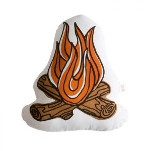 Camp Fire Play Cushion
