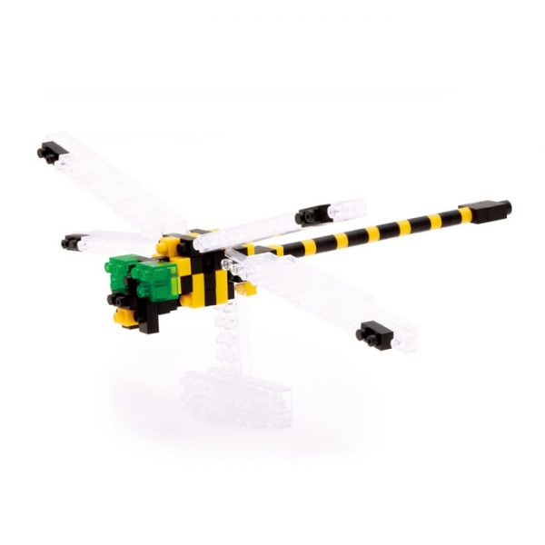 Nanoblock | Golden-Ringed Dragonfly