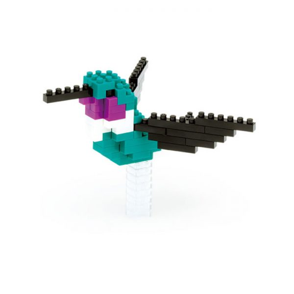 Nanoblock | Hummingbird