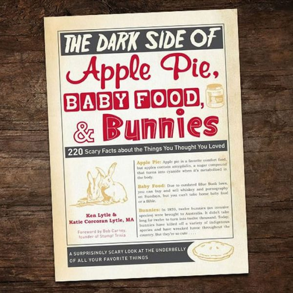 The Dark Side of Apple Pie…