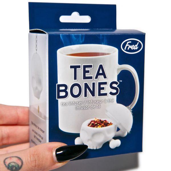 Tea Bones Skull and Crossbones Tea Infuser