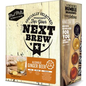 Millie's Next Brew: Ginger Beer