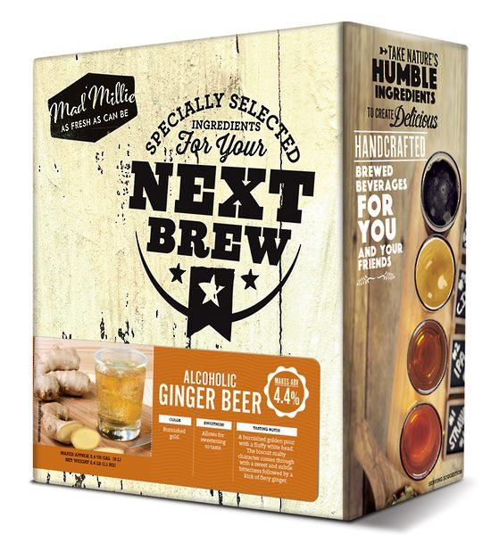 Millie's Old Fashioned Ginger Beer Kit