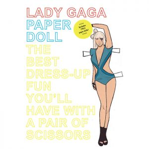 Lady Gaga Paper Doll