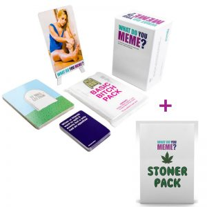 What Do You Meme plus bitch Stoner Expansion Pack
