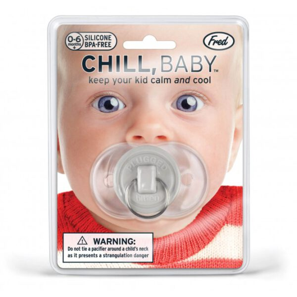 Plug Baby Pacifier