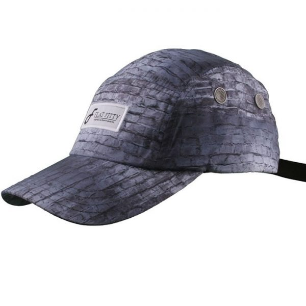 Flat Fitty | Eastern Camp Cap