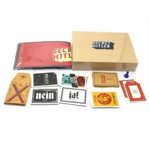Secret Hitler Game