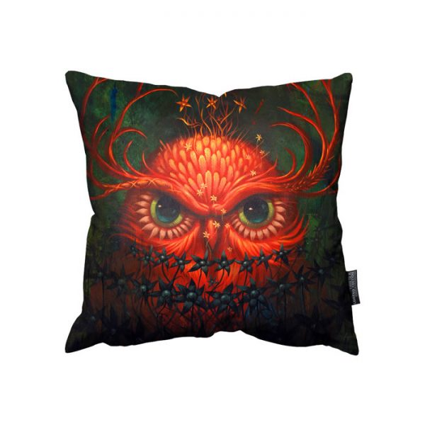 Jeff Soto Fire Owl