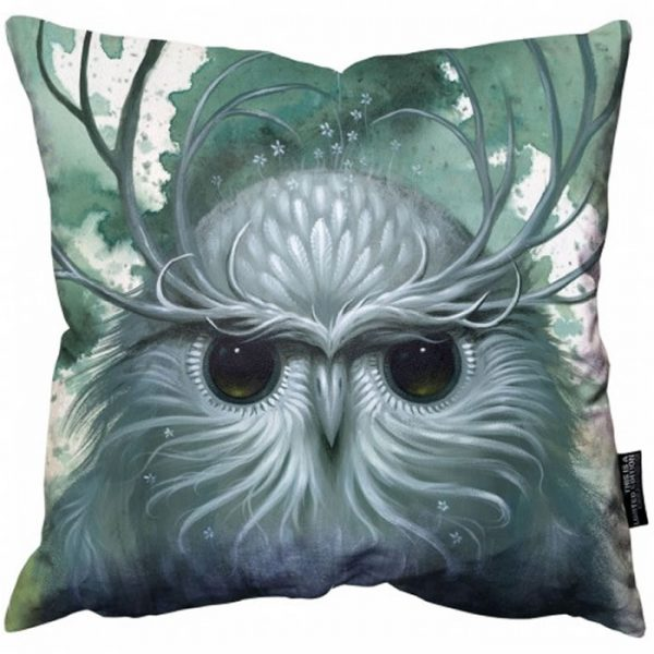 Jeff Soto Snow Owl