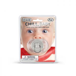 CHILL, BABY Stopper Pacifier