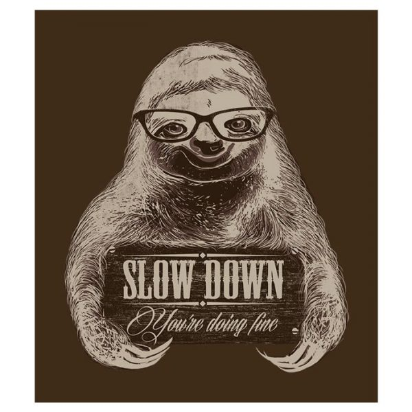Slow Down Tee Shirt