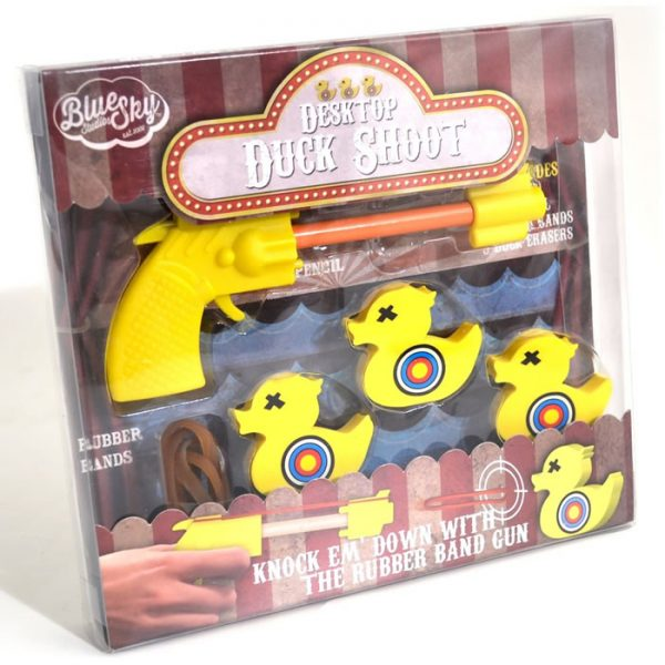 Desktop Duck Shooting Game