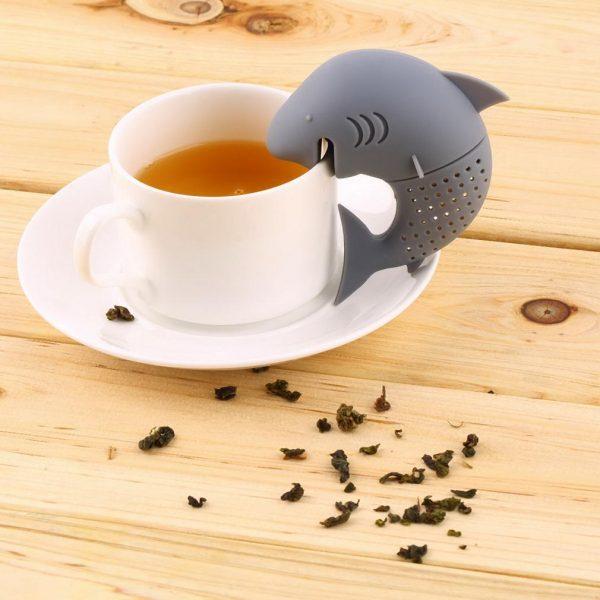 Silicone Tea Infuser – Shark
