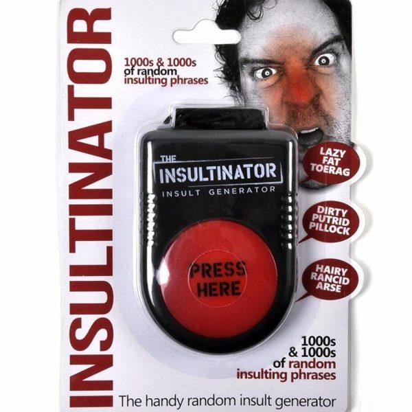 Insultinator – Insult Generator Funny Random Novelty Gifts