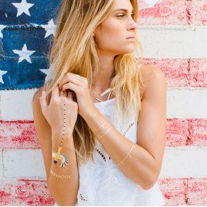 Jewelry Tattoos | GOLDEN