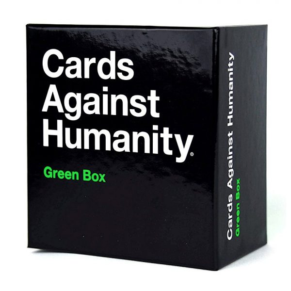 Cards Against Humanity Green Box Expansion