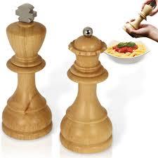 Chess Salt & Pepper Mills