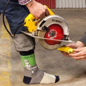Mr. Fix It Socks