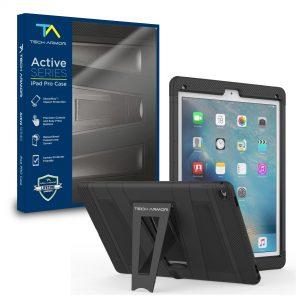 Tech Armor Active Sport Case for iPad 12.9″ – Black