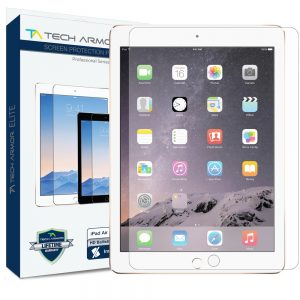 Tech Armor Elite Ballistic Glass Screen Protector – iPad Air 1/2 & /Pro 9.7″