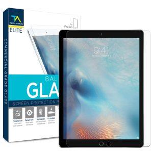 Tech Armor ELITE Ballistic Glass Screen Protector for iPad Pro 12.9″