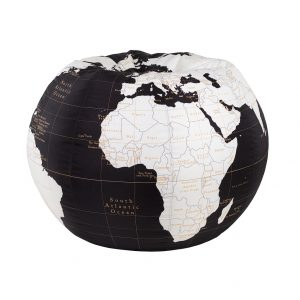 Woouf Bean Bag – Globe Large