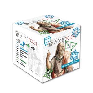 Zometool Project Kit – Platonic Solids