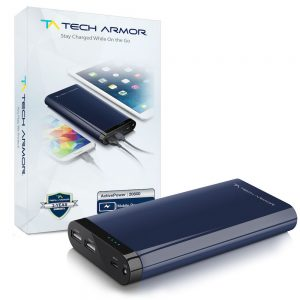 Tech Armor Powerbank 208000mAh