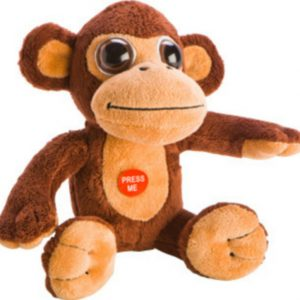Mikey The Monkey Swearing Swear Adult Novelty