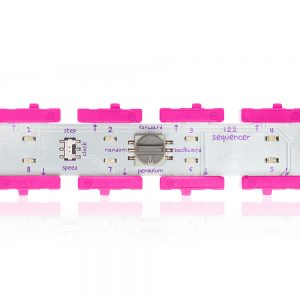 LittleBits Input Bits – Sequencer