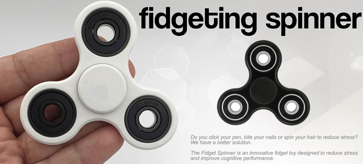 Top 4 Reasons Why You Should have Fidget Spinners | hart&heim