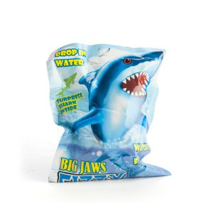 Big Jaws Fizzy Shark | Drop it in water, watch it fizz!
