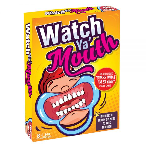Watch Ya Mouth Family Edition Game