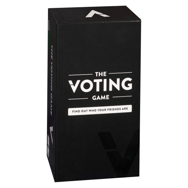 The Voting Game – The Adult Party Game About Your Friends