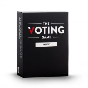 The Voting Game - NSFW Expansion