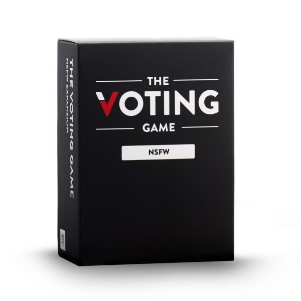 The Voting Game – NSFW Expansion