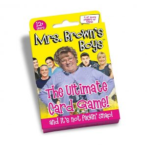 Mrs Brown's Boys The Ultimate Card Game