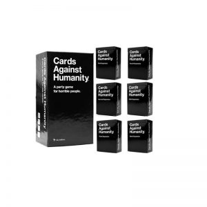 Cards Against Humanity + 6 expension Pack