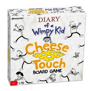 Diary of a Wimpy Kid - Cheese Touch Board Game