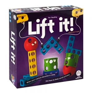 Lift it! Deluxe Building Game