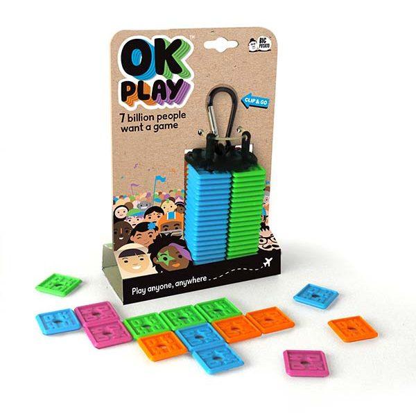 OK Play Board Game